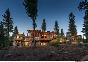Martis Camp, Truckee, California.